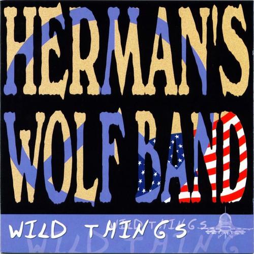 (Prog Rock, Blues Rock, Hard Rock, Jazz Rock) [CD] Hermans Wolf Band - Wild Things - 2001 (Joker Media), FLAC (tracks+.cue), lossless